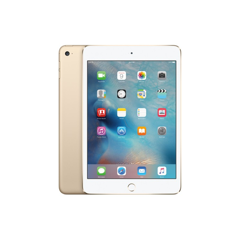 apple 32gb ipad mini 4 wi fi only gold usanotebook. Black Bedroom Furniture Sets. Home Design Ideas