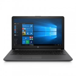 "HP 15.6"" HD AMD A12 Quad-Core Processor Notebook Jet Black"