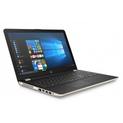 "HP 15-bw006wm 15.6"" AMD E2-9000e Soft Gold Laptop"