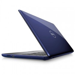 "Dell Inspiron 15.6"" i5565 AMD A9-9400 Blue Laptop"