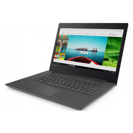 "Lenovo Ideapad 320 15.6"" Onyx Black"